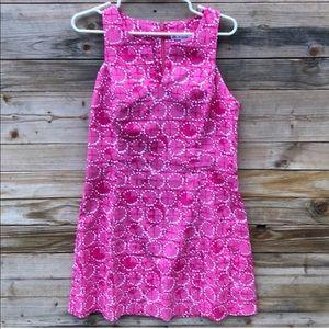 Southern Tide | Pink White Kennedy Dress size 10